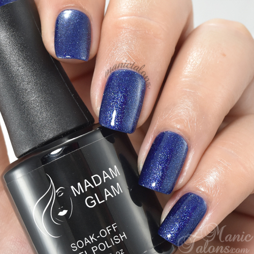 Madam Glam Gel What a Night Swatch