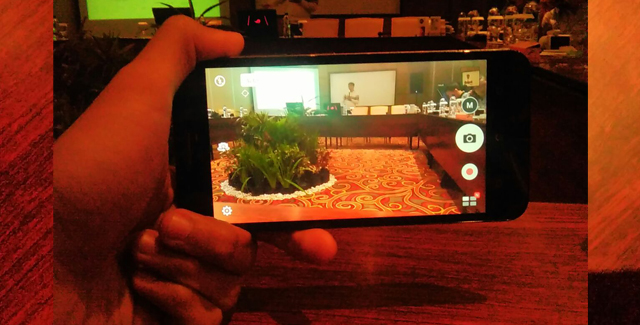 Kamera Asus Zenfone Max