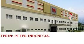 Lowongan Kerja Kawasan GIIC Terbaru PT Theikoku Piston Ring Indonesia ( TPR Indonesia )
