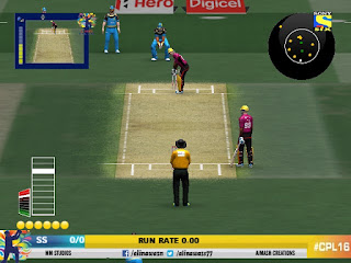 CPL 2016 Patch For Cricket 07