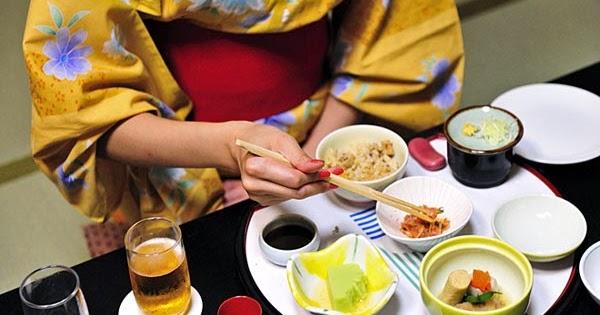 Rahasia Diet Sehat Ala Orang Jepang