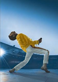 Freddie Mercury, vocalista do grupo Queen