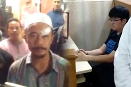 Tegur Warga Tionghoa karena Anjingnya Ngejar Anak Madrasah, Ustadz Ini Malah Dipukul
