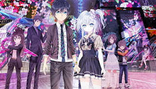 Download Hand Shakers Episode 01-12 [END] Batch Subtitle Indonesia