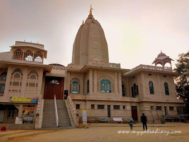 ISKCON Temple, Jaipur, Rajasthan