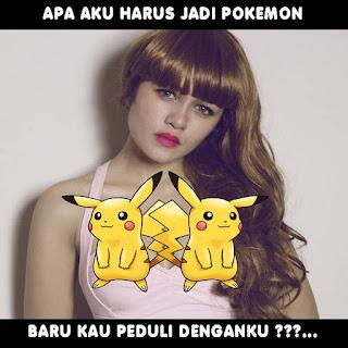 Erin BCX - Jadi Pokemon