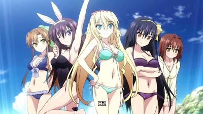 Nonton Anime Absolute Duo BD