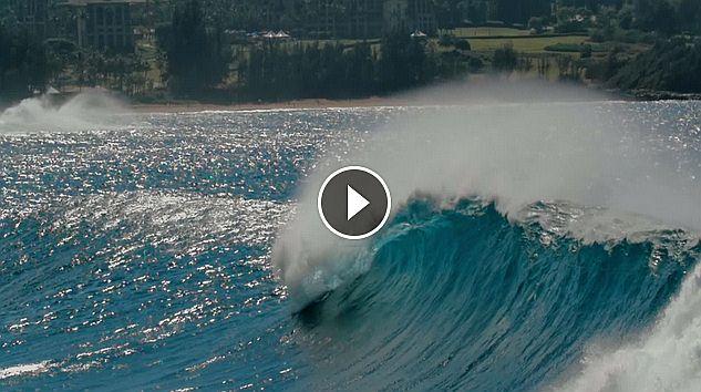 Honolua Bay Show-Stealer