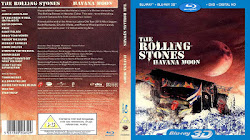The Rolling Stones Havana Moon - BLU-RAY