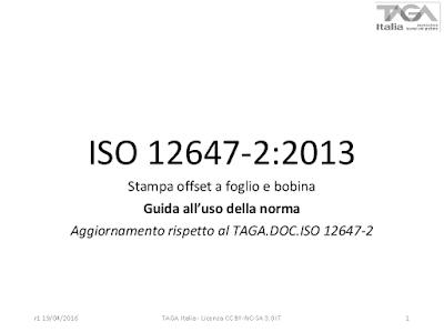 ISO 12647-2:2013: guida alla norma