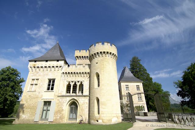 Jardines y Château de Campagne - Dordoña Perigord por El Guisante Verde Project