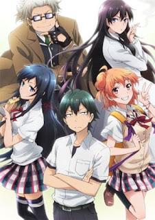 تقرير أوفا كوميديا رومانسية شبابي خاطئة كما توقعت Yahari Ore no Seishun Love Comedy wa Machigatteiru. OVA