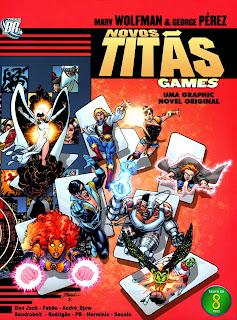 Novos Titãs - Games
