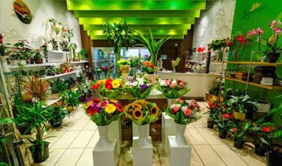Çiçekçi Dükkanı Açarak Para Kazanmak