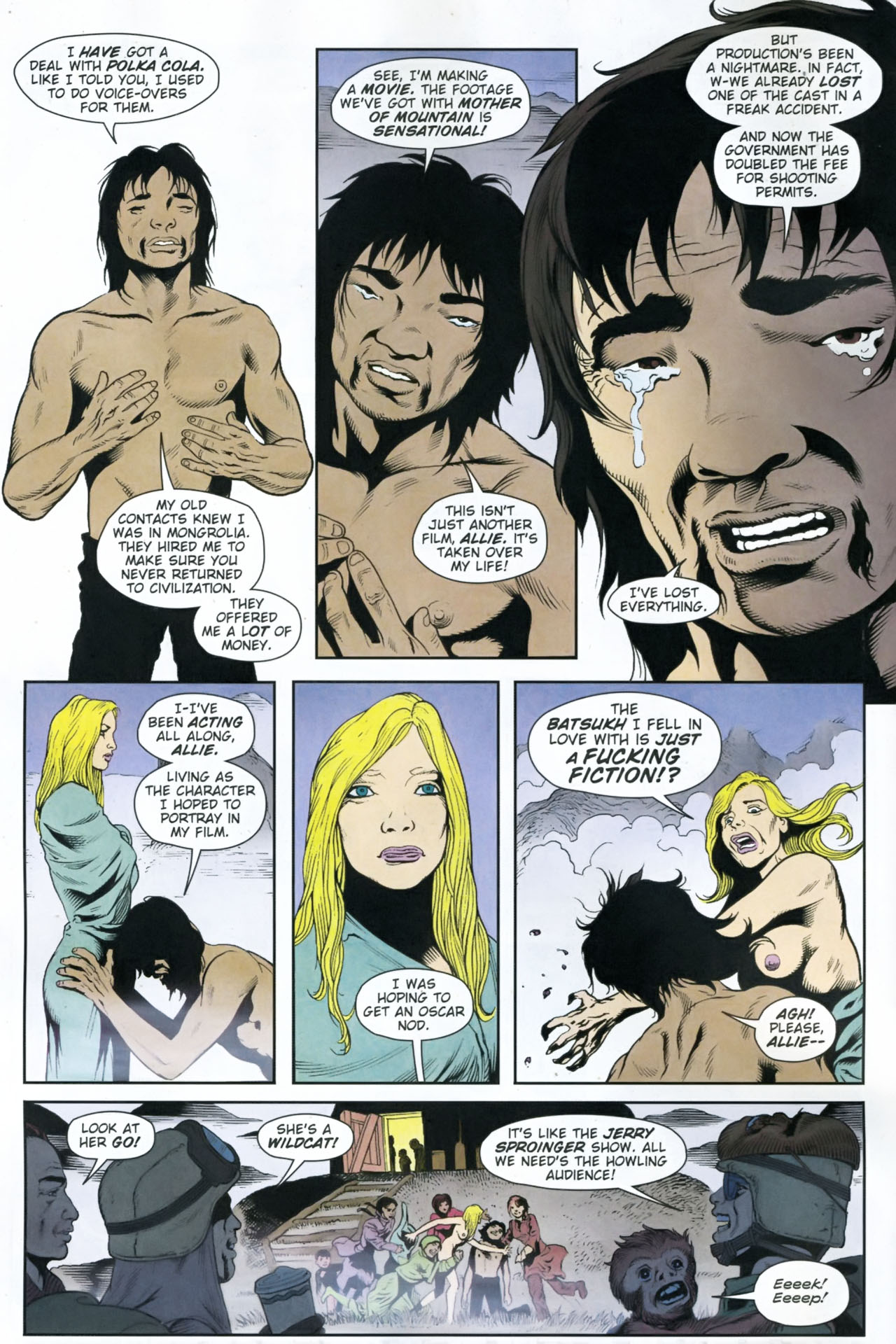 Read online Army @ Love comic -  Issue #12 - 3