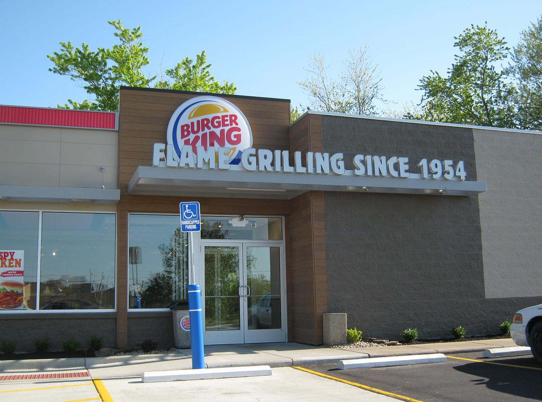 Restaurants Italian Near Me: Brady's Bunch Of Lorain County Nostalgia: Burger King's