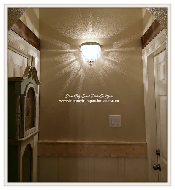 DIY Board & Batten-Farmhouse-Guest Hallway-From My Front Porch To Yours