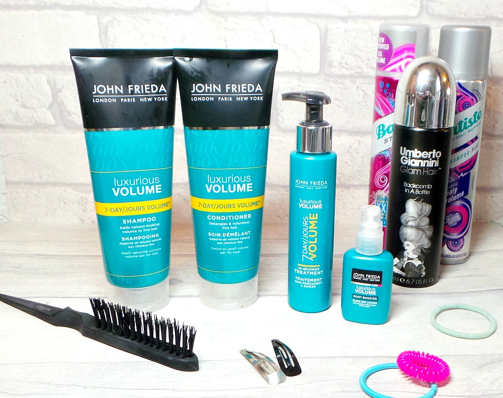 John Freida Luxurious Volume Collection