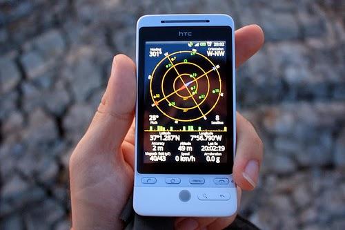 Panduan Menggunakan Layanan GPS