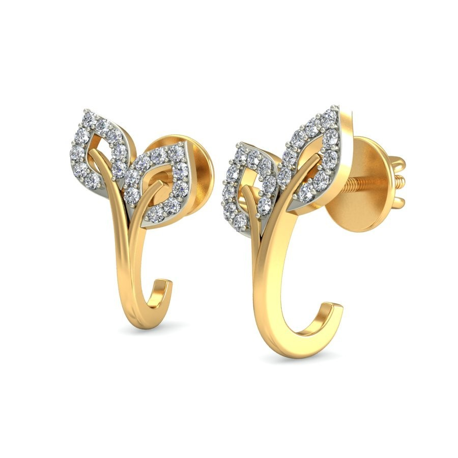 Fancy and beautiful earrings for girls 2017 - Sari Info