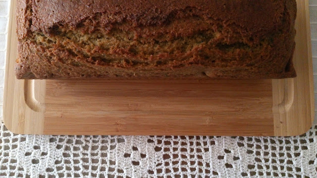 bizcocho calabacín limón zuchinni panque cake plumcake desayuno merienda postre saludable fit healthy horno receta cuca