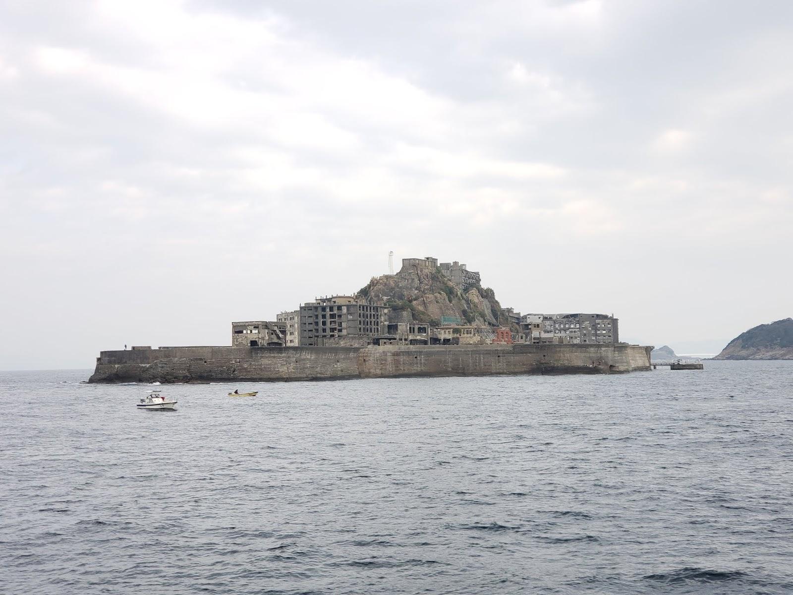 軍艦島クルーズ3