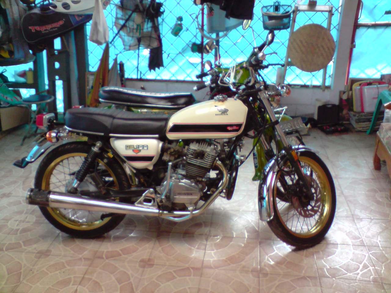 Harga Motor Gl Pro Modif Cb Motor