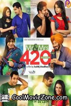 Mr & Mrs 420 (2014) Punjabi Movie