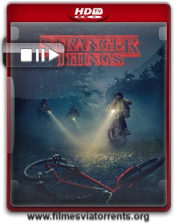 Stranger Things 1° Temporada