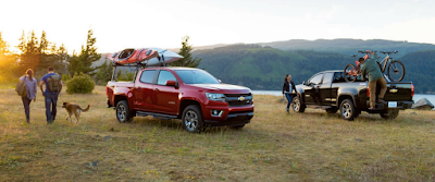 Downloadable 2016 Chevrolet Colorado Brochure