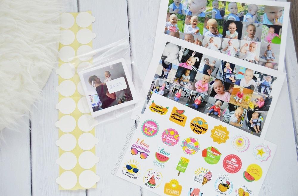 Zdjęcia jak z polaroida + naklejki ze zdjęć, które możesz mieć zawsze przy sobie!