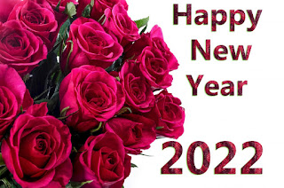 Happy New Year 2022 Greetings