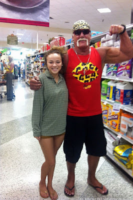 Hulk Hogan heute einkaufen