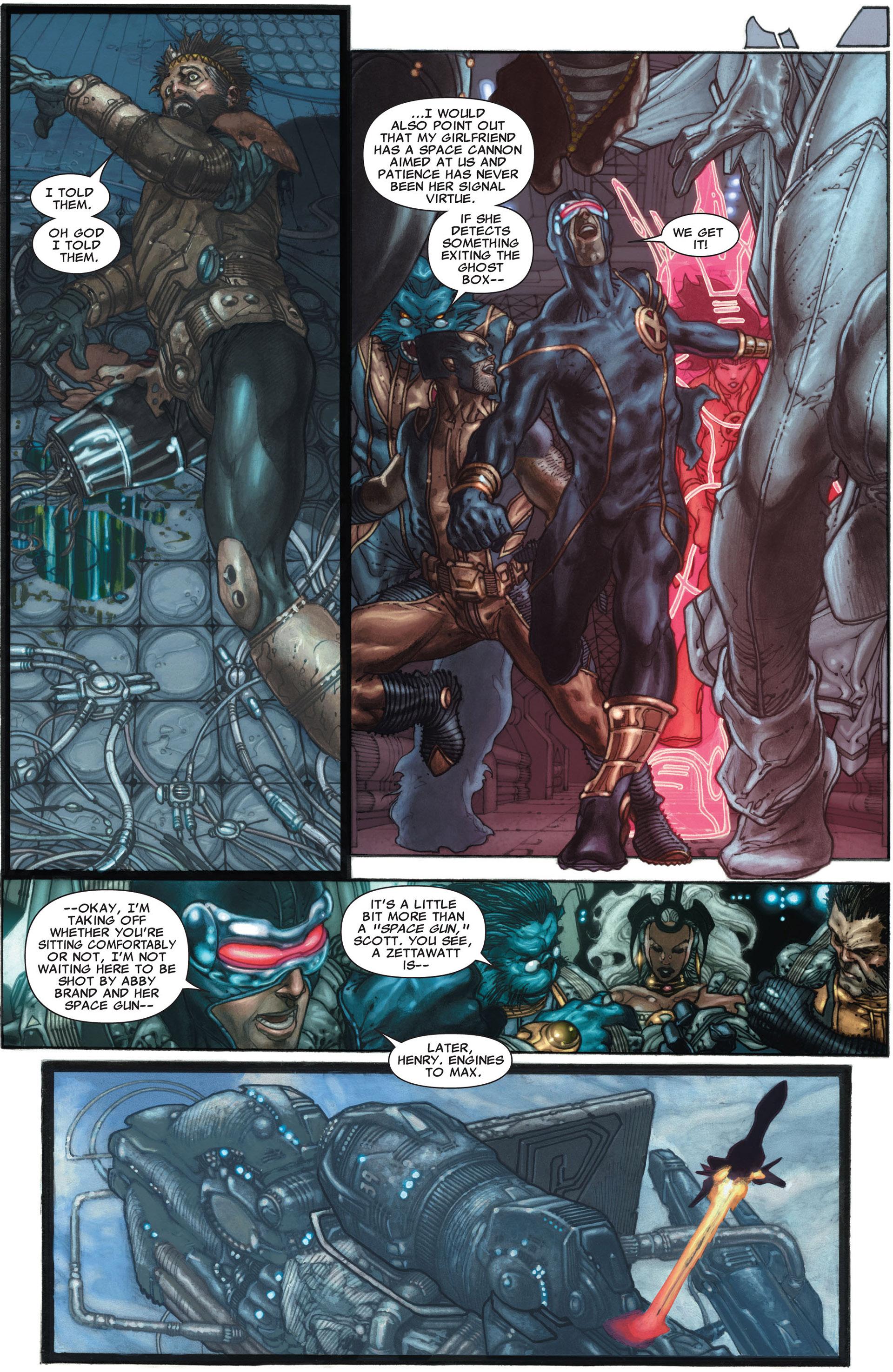 Read online Astonishing X-Men (2004) comic -  Issue #30 - 17