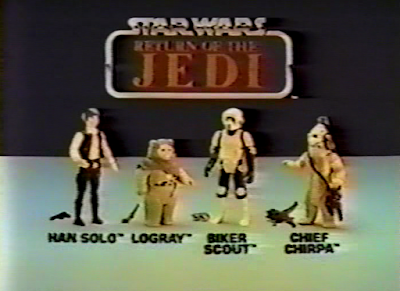kenner advert return of the jedi