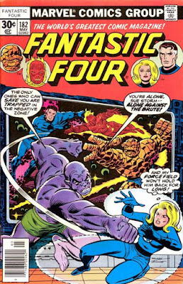 Fantastic Four #182, the Brute
