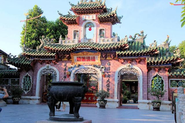 Hoi An Fujian Versammlungshalle