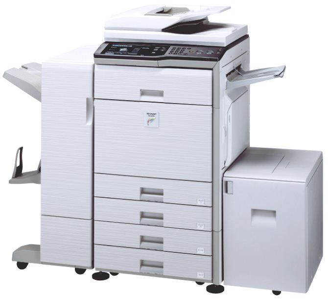 Sharp MX-2600N Printer PCL5C Windows Vista 64-BIT