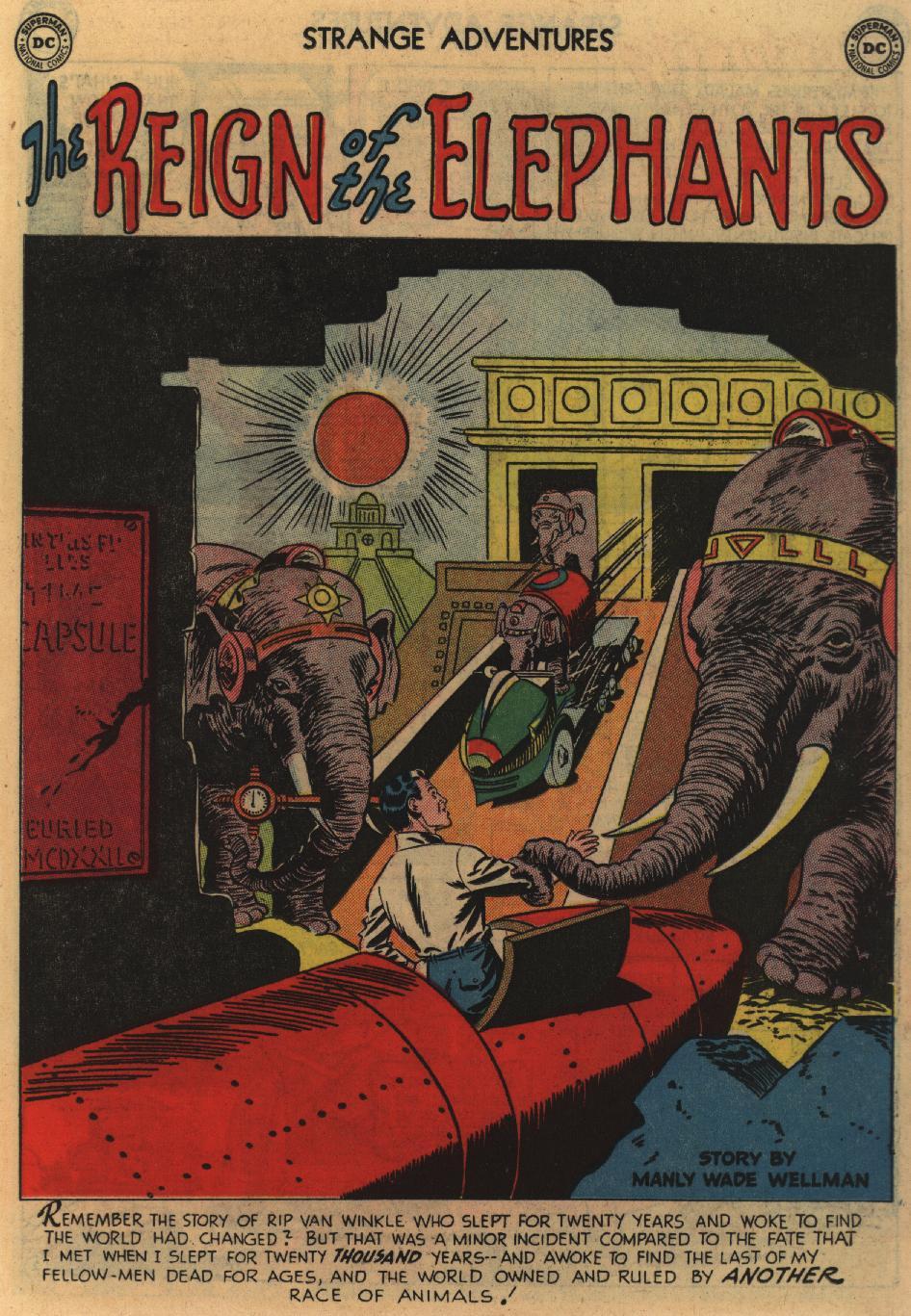 Strange Adventures (1950) issue 11 - Page 15