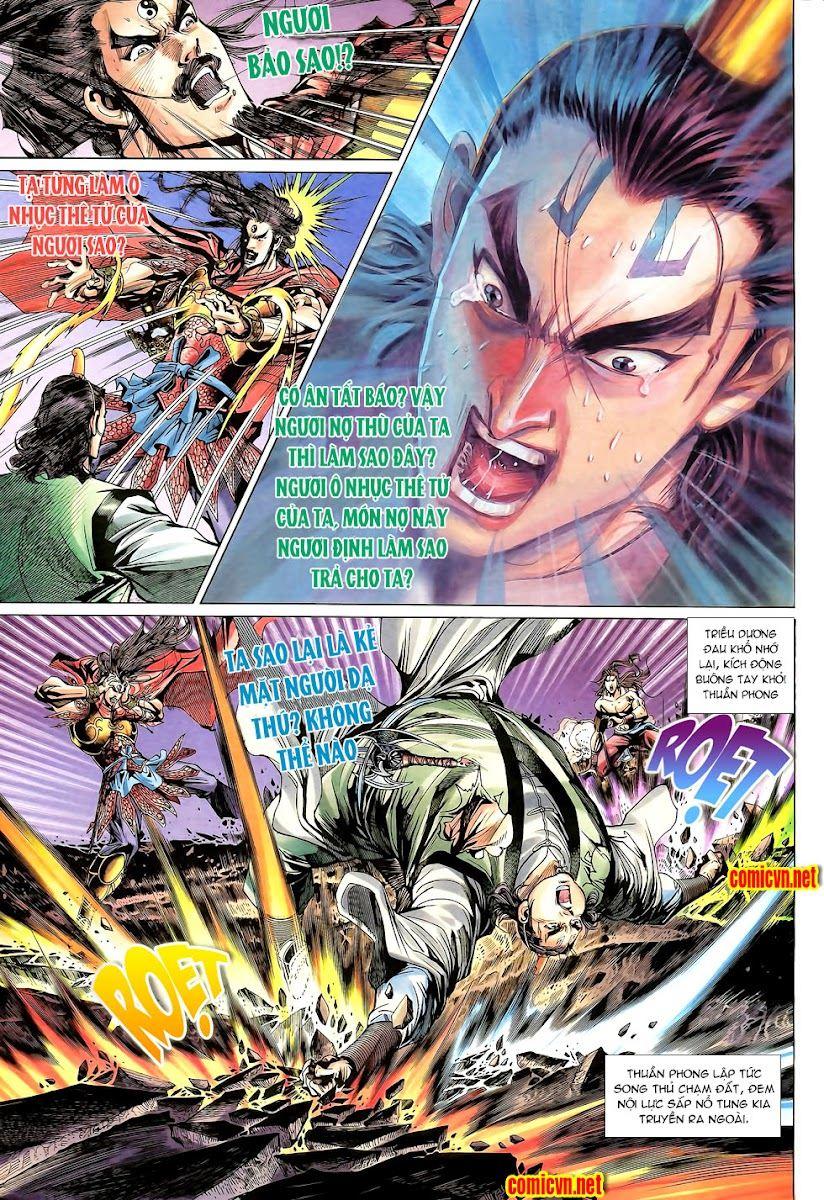 Đại Đường Uy Long chapter 88 trang 4
