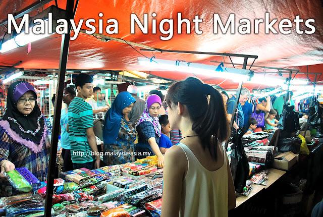 Malaysia Pasar Malams