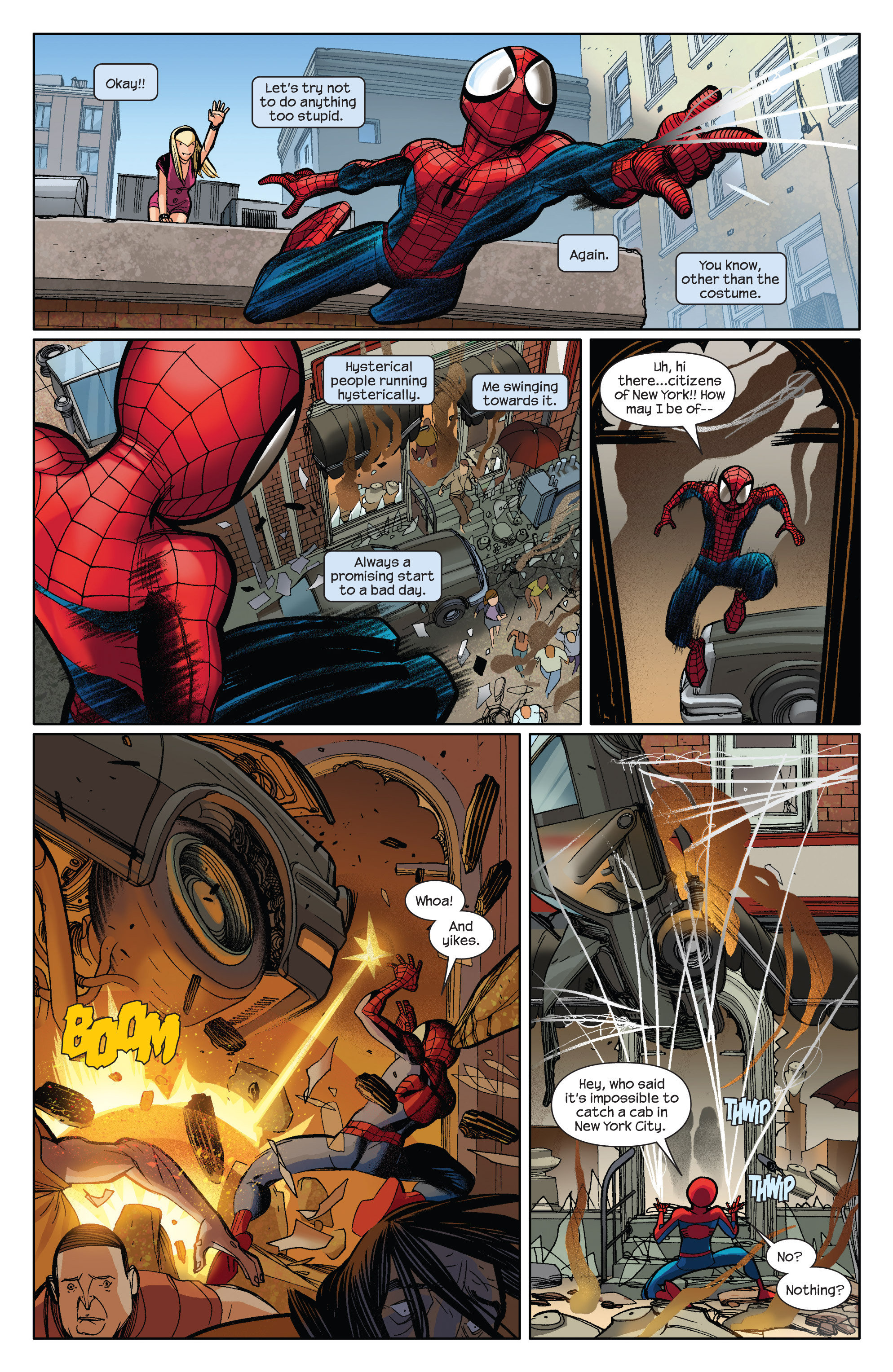 Read online Ultimate Spider-Man (2009) comic -  Issue #2 - 13