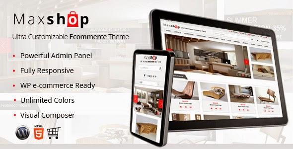 Premium WP ecommerce Theme