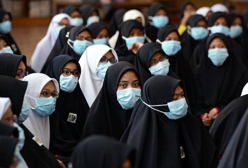 gejala influenza ili, simptom demam selesema influenza ili, tanda-tanda flu virus influenza ili