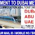 RECRUITMENT TO DUBAI METRO 2017