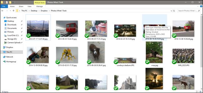 mettere foto su servizio cloud