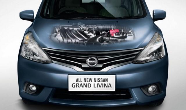 """Varian """"Nissan Mobil Terbaik Pilihan Keluarga Indonesia"""" Versi MPV - Mesin"""