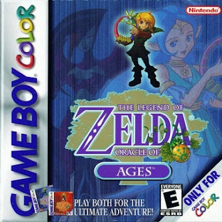 The Legend of Zelda - Oracle of Ages - Caja Pal