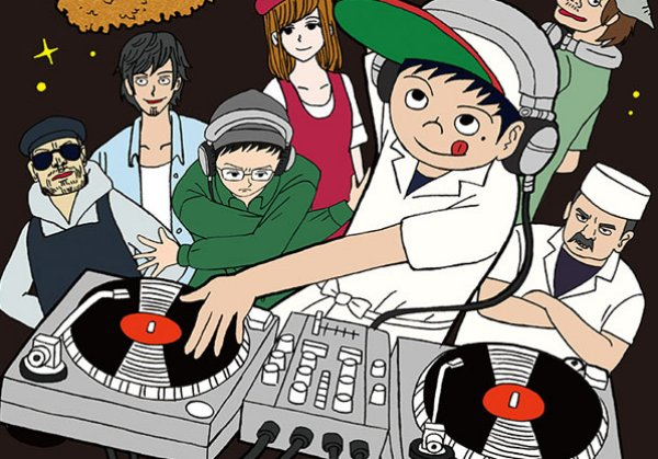Tonkatsu DJ Agetarou : Koki dan DJ sangat mirip