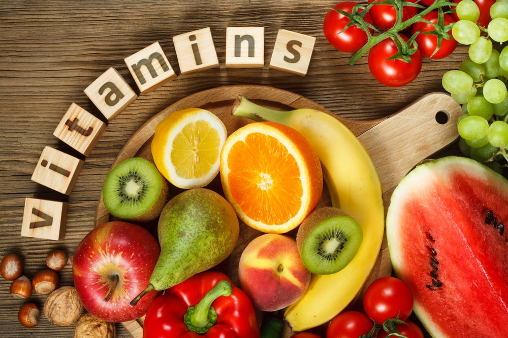 Types of Vitamins are Good for Your Skin